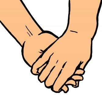 Pitää kädestä