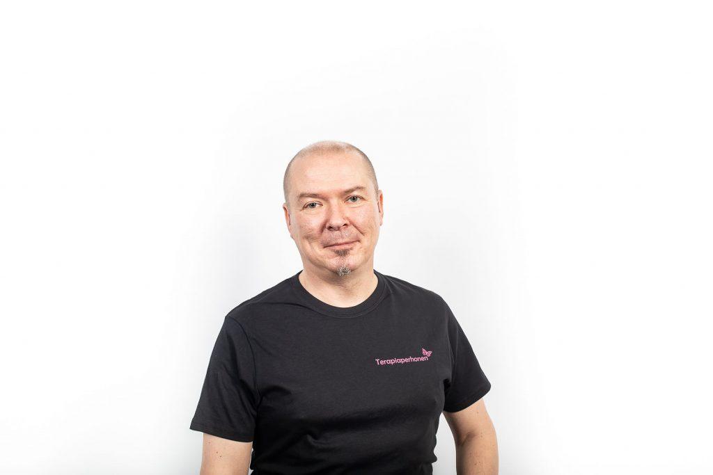 Fysioterapia fysioterapeutti Juha Veinola